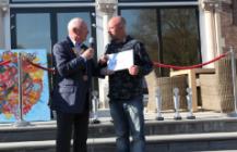 Rotary Heemstede schenkt Rozemarijn 4800 euro