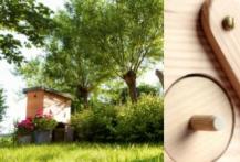 Bijenkasten van Scorlewald op DDW