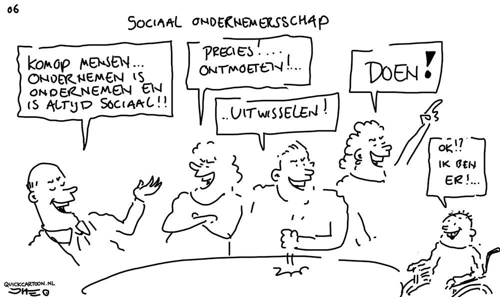 Stakeholdersbijeenkomst over sociaal ondernemerschap kopie